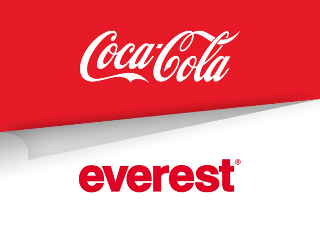 e-promo for Coca-Cola & Everest