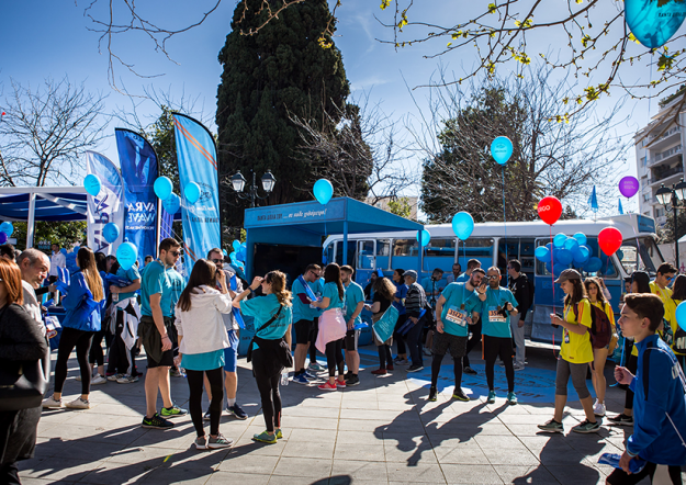 The Sales Promotion Center to the 8th Athens Half Marathon!